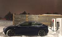 特斯拉Model 3刷新电动汽车穿越美国速度纪录