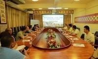 白沙县省部级劳模考察团到访槟榔谷 学习美丽乡村旅游扶贫经验