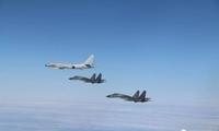 """远航988天后,空军首次使用""""绕岛巡航""""一词"""