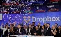 Dropbox IPO当日大涨超40%