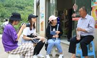 深圳大学传播学院暑期社会实践:湾区学子,讲毕节故事