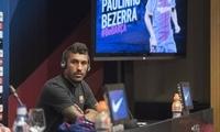 保利尼奥:喜欢中国的足球文化 08年曾险些退役