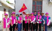 """文昌市妇联开展""""双创""""巾帼志愿服务进社区活动"""