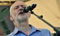 英国工党领袖:将挑战特蕾莎·梅的一切脱欧协议