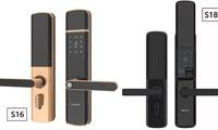 零匙推出新款智能门锁——S16、S18最美姐妹花