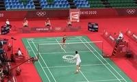 东京奥运会羽毛球男单:谌龙晋级决赛