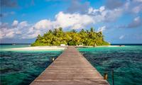 马代小众海岛 尽享无与伦比的私人天堂