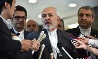 伊朗外长推特回应特朗普:永远别威胁伊朗