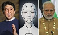 印日欲联手制造机器人士兵 外媒叫嚣:意在中国