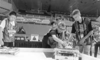 2018国际机器人挑战赛 千余队伍竞风采