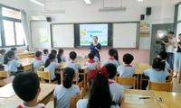 """江苏:南京、扬州举办""""护苗?网络安全课""""开学第一讲活动"""