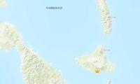 瓦努阿图群岛南部发生5.2级地震 震源深度48.1公里
