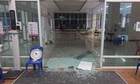 泰国巴吞他尼府一方舱医院发生枪击案 1名新冠患者被枪杀