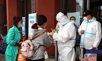 哈尔滨:离哈需持48小时内核酸检测阴性证明